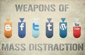ways to avoid distraction