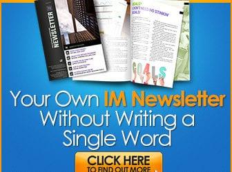 Internet Marketing Newsletter PLR – Product Review